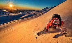 Nevados de Chillán – Verdadera nieve para disfrutar