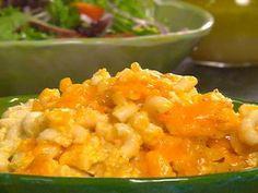 Creamy Crock Pot Mac and Cheese with Velveeta - Paula Dean's recipe