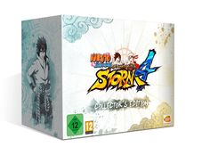Naruto Shippuden: Utlimate Ninja Storm 4 - Collectors Edition - [PlayStation 4]: Amazon.de: Games