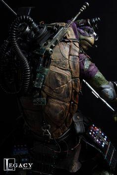 Legacy Effects Teenage Mutant Ninja Turtles