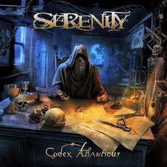 """[CRÍTICAS] SERENITY (AUS)  """"Codex atlanticus"""" CD 2016 (Napalm Records)"""