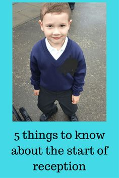 We are 4 weeks into the start of reception year and there were things I wasn't prepared for. Here are 5 of them to give you a bit of warning!
