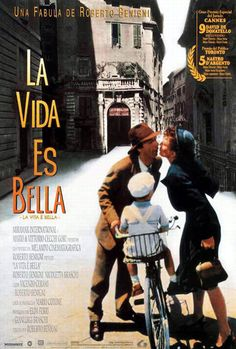 La Vida es Bella. I can't. It's the most beautiful film that I will only see once because it made me feel EVERYTHING.