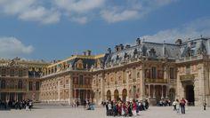 Château de Versailles in Versailles, France.