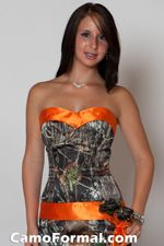entire website that is all about formal camo wear!  Who knew!  Might have some ideas for K's dress.