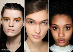 Spring/ Summer 2017 Makeup Trends: Warm Statement Eyeshadow