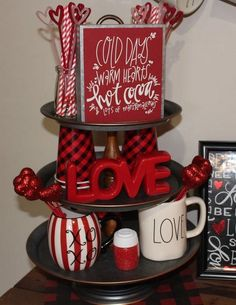 Valentine's Day Table Decoration Ideas_46