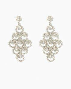 Jacqueline Chandelier Earrings | Earrings | charming charlie