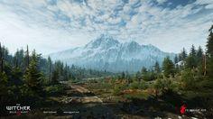 ArtStation - The Witcher 3: Wild Hunt, Mark Foreman