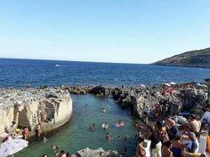 Piscine naturali Marina Serra ,Tricase Italia