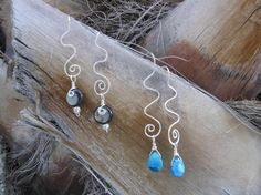Looking for jewelry project inspiration? Check out Funky earwires by member Zsuzso. - via @Craftsy