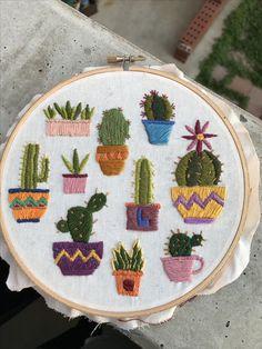 Happy Cactus Pots