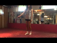 Irish Dancing Leaps-Tips and Tricks - YouTube