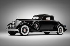 1933 Packard Coupe