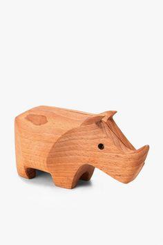 Areaware - Rhino Stash Box