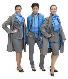 New style for Air Dolomiti flight attendants http://www.airdolomiti.it/news-press/gallery/nuovo-look-per-air-dolomiti.html