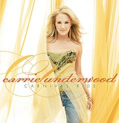Carrie Underwood - Carnival Ride, White