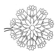 snowflake crochet 138