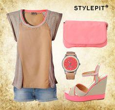Жизнь в розовом цвете - тренд сезона на Stylepit!