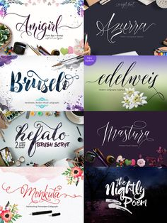 This bundle includes 8 specially coded fonts, with tons of alternate characters. The pack can be accessed in full by any crafter or designer, without the requirement for extra design software, such as Photoshop or Illustrator. View the character guide included to see the full library of characters available for each font included. I repeat, every single character/letter is included