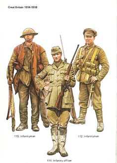 WW1 uniforms - Armchair General and HistoryNet >> The Best Forums in History