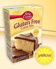 gluten free 3..2..1.. cakes
