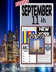 September 11 Mini-UnitWant this in a year long bundle?Download Preview…