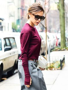 Victoria Beckham Wore the Sorel Boots You'll Wear the Rest of Winter