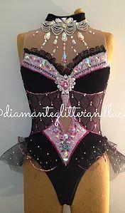 Diamante, Glitter & Lace: Dance Costume Designer Perth | Girls