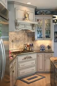 stenciled kitchen cabinets - Google Search
