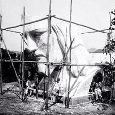 In 1922, work commenced on Rio De Janiero's 'Christ the Redeemer' statue. Work was completed in 1931.