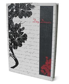Customized Stationery - Day and Night Journal in B design from the listed 2015 journals details on themed and uniquely featured products. Purchase planners and journals of 2015 at Nightingale.