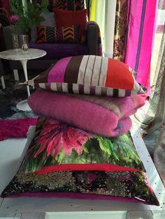 Mooie warme kleuren van Designers Guild dit najaar.
