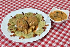 Bakonyi húsgombóc - Piroskockás Guacamole, Mexican, Ethnic Recipes, Food, Eten, Meals, Diet