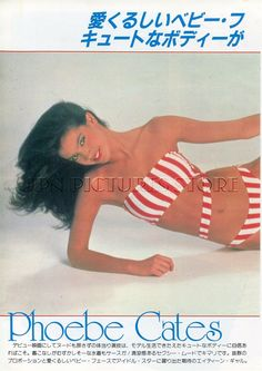 Young Phoebe Cates (1133×1600) #bikini