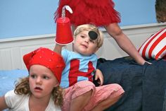 Pirate party - easy Captain Hook hooks!