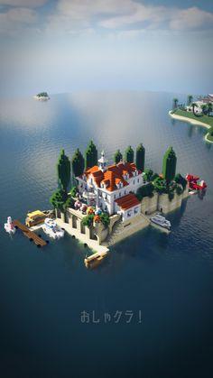 Minecraft Cottage, Cute Minecraft Houses, Minecraft City, Amazing Minecraft, Minecraft House Designs, Minecraft Construction, Minecraft Blueprints, Minecraft Creations, Minecraft Crafts