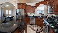 1424 W 2615 S Syracuse, Utah - Kitchen