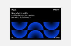 Tardis Fund on Behance