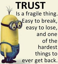 I think this is Steve but I'm not sure. Cute Minions, Minion Jokes, Minions Quotes, Funny Minion, Minions Minions, Evil Minions, Cute Quotes, Great Quotes, Funny Quotes