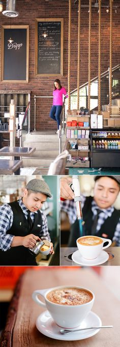 Dripp coffee shop in Chino Hills. @Nicole Torres you seem like the type of person that would love this place (like me ;D) so you should check it out and tell me how it is! :)