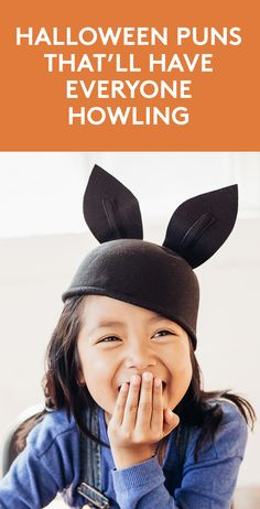 Try these funny Halloween puns for kids and adults; this Halloween puns list will have everyone howling during spooky season. Halloween Puns, Holidays Halloween, Halloween Costumes For Kids, Halloween Decorations, Halloween Ideas, Happy Halloween, Kid Puns, Word Play, Hilarious