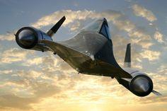 SR-71 Blackbird-INTIMADATION