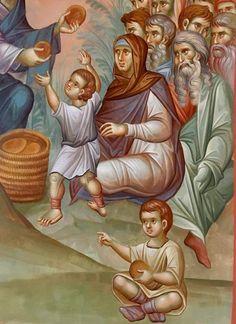 Religious Icons, Orthodox Icons, Bible Stories, Byzantine, Fresco, Vignettes, Style Icons, Princess Zelda, Contemporary