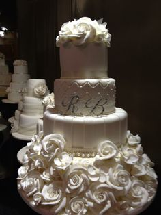 Gorgeous work from The House of Elegant Cakes