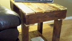 Pallet Furniture DIY - Recycled Pallets Projects Ideas & Plans - Part 8