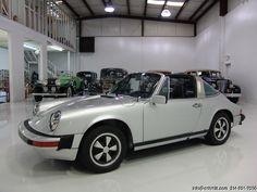 DANIEL SCHMITT & CO CLASSIC CAR GALLERY PRESENTS: 1975 PORSCHE 911 S TARGA