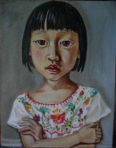 43 mejores imágenes de Anh Duong (1960) | Autorretratos