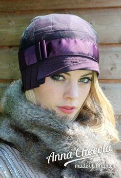 Anna Chocola ( Anna Orliac ) | Millinery, Bespoke Headwear, Fashion, Art, Illustration - Part 5