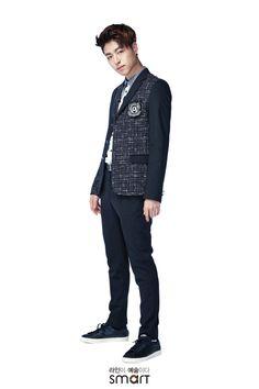 iKON Junhoe for SMART SCHOOL UNIFORMS